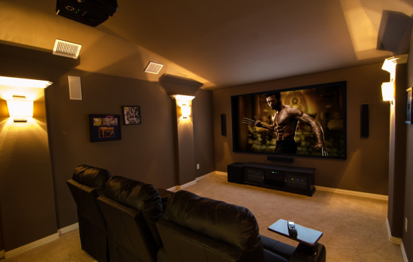 Entry Level Home Theater