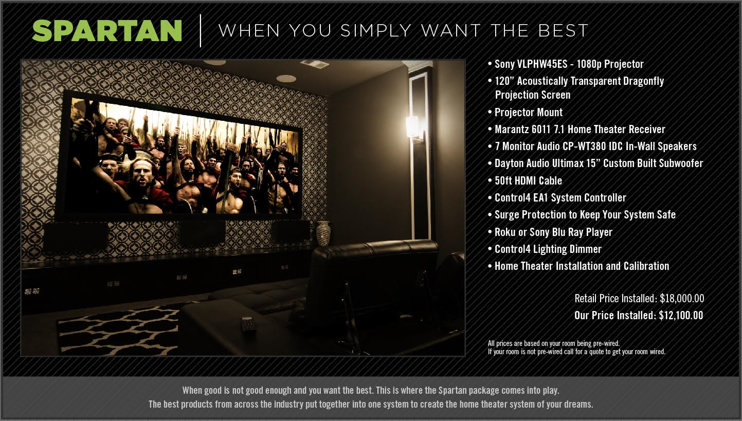 home theater dallas
