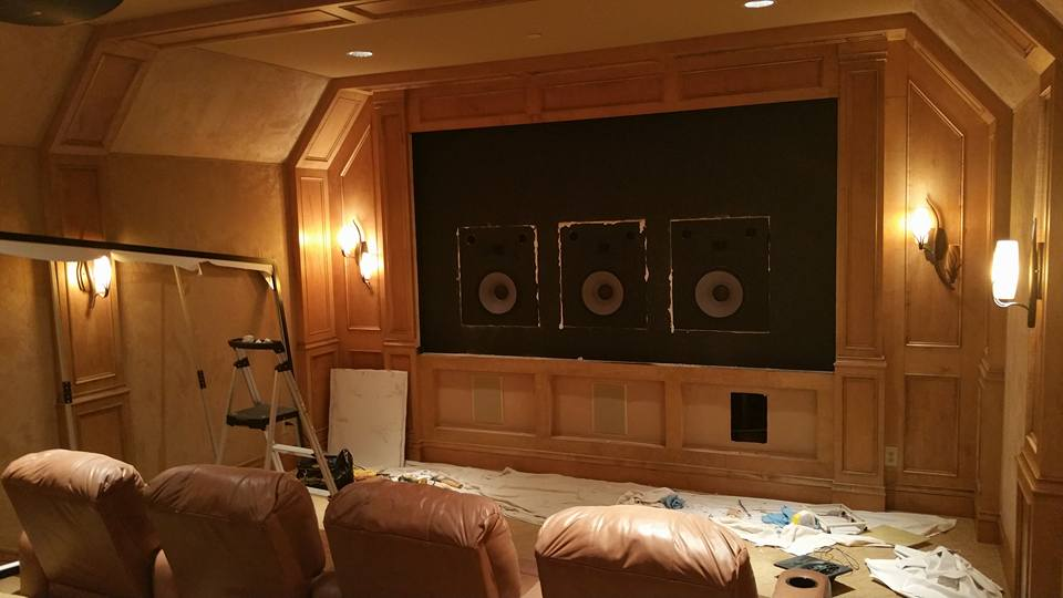 Custom Home Theater In Dallas Home Theater Dallas