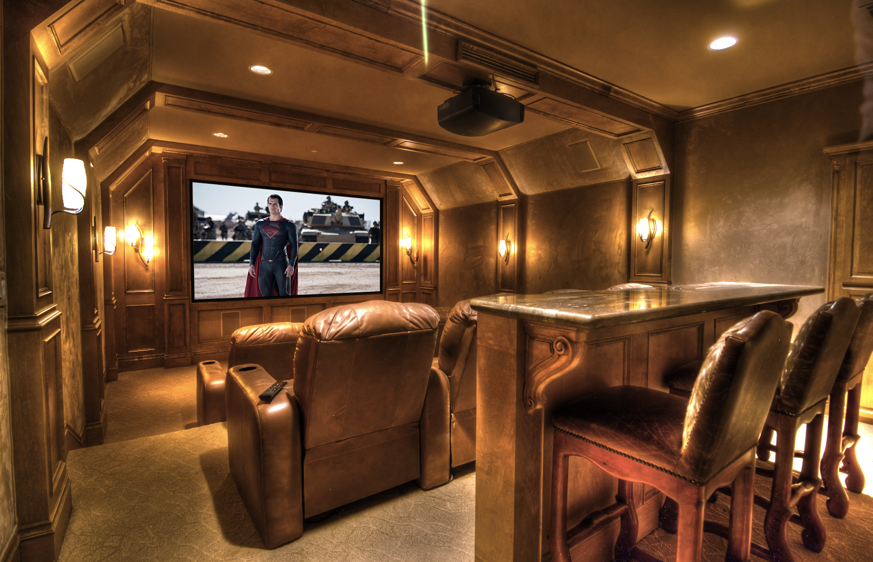 ... Home Theater Systems Dallas